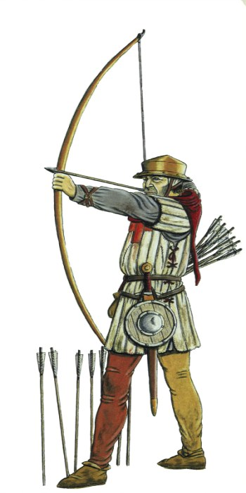 hundred years war longbow wwwimgkidcom the image kid