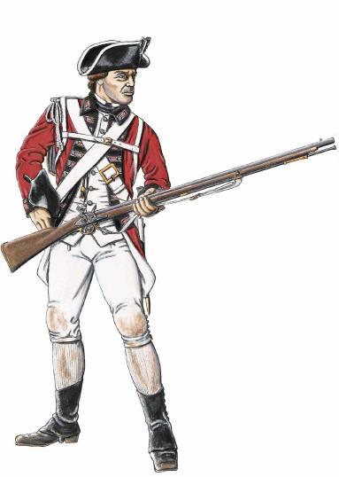 British Red Coat Soldier - Coat Nj