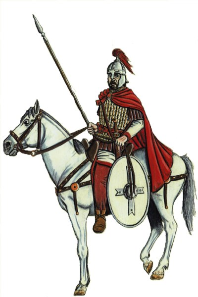Roman Cavalry Dux Bellorum